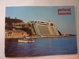"""Cartolina Viaggiata """"PORTOROZ BERNARDIN"""" 1982 - Jugoslavia"""