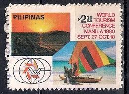 Philippines 1980 - World Tourism Conference, Manila - Filipinas
