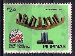 Philippines 1982 - Literacy Campaign - Filipinas