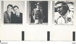 TICKET CINEMA   N° 179 )   John Wayne Steve McQueen - Tickets D'entrée