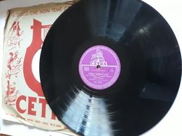 Cetra   -   1955.  Serie AC  Nr. 3023  -  Gino Latilla, Cinico Angelini - 78 Rpm - Gramophone Records