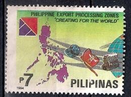 Philippines 1994 - Export Processing Zones - Filipinas