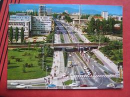 Ljubljana / Laibach - Titova Cesta / LKW. Auto - Slowenien