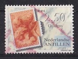 Nederlandse Antillen - FEPAPOST 94 - 2 Gld 50 Ct Nederland Nummer 443 - Gebruikt - NVPH 1071 - Postzegels Op Postzegels