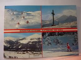 "Cartolina Viaggiata SCHIZENTRUM HOCHKRIMML"" - Austria"