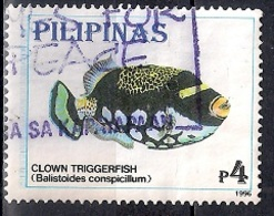 Philippines 1996 - International Stamp Exhibition ASEANPEX '96 - Manila, Philippines - Fish - Philippines