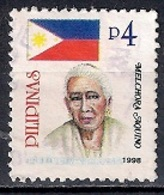 Philippines 1998 -  Heroes Of The Revolution - Filipinas