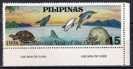 Philippines 1998 - International Year Of The Ocean MINT - Filipinas