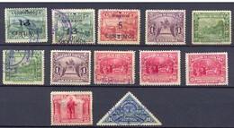LOTE 1820  ///  (C130)  COSTA RICA 1929-32   ¡¡¡ OFERTA !!! - Costa Rica