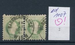 Österreich-Klassik-netter Stempel....   (ed1107  ) Siehe Scan - 1850-1918 Impero