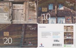 SWITZERLAND - PHONE CARD - TAXCARD SUISSE *** SÉRIE 73 / 2011 *** - Schweiz