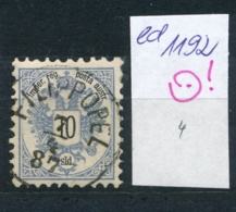 Österreich-Klassik-netter Stempel    (ed1192  ) Siehe Scan - 1850-1918 Empire