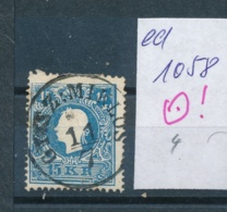 Österreich-Klassik-netter Stempel    (ed1058  ) Siehe Scan - 1850-1918 Empire