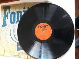 Fonit  -  1957  Nr 16148.   Tullio Pane . Come Il Fumo - 78 T - Disques Pour Gramophone