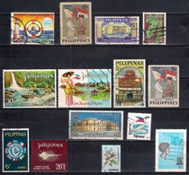Philippines Stamps - Lot 04 - Filipinas
