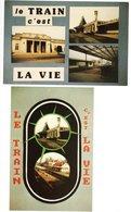 Défense De La Ligne Nancy à Merrey (CGT) - Gares De Vittel, Contrexéville Et Mirecourt (88) - Autres