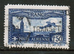 FRANCE   Scott # C 6 VF USED (Stamp Scan # 441) - Airmail