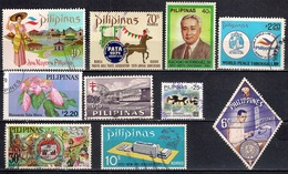 Philippines Stamps - Lot 09 - Filipinas