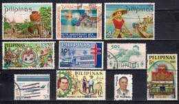 Philippines Stamps - Lot 12 - Filipinas