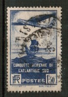 FRANCE   Scott # C 16 VF USED (Stamp Scan # 441) - Airmail
