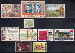 Philippines Stamps - Lot 15 - Filipinas