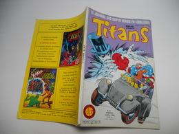 TITANS N°57 EDITION LUG STAR WARS LA GUERRE DES ETOILES  MIKROS DAZZLER POWER MAN - Titans