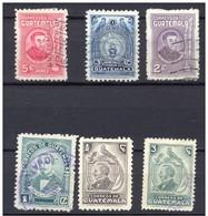LOTE 1820  ///  (C140)  GUATEMALA 1945/46   ¡¡¡ OFERTA !!! - Guatemala