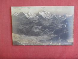 > Switzerland >  RPPC  Interlaken   Ref 3129 - BE Berne