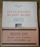 Les Plourants De Saint Michel - Livres, BD, Revues