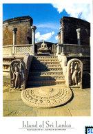 Sri Lanka Postcards, Watadage, Polonnaruwa, UNESCO, Postcrossing - Sri Lanka (Ceylon)