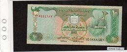 Banconota Emirati Arabi Uniti 10 Dirhams  UNC - Emirats Arabes Unis