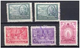 LOTE 1820  ///  (C090)  GUATEMALA 1946/47   ¡¡¡ OFERTA !!! - Guatemala