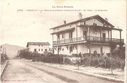 Dépt 64 - HENDAYE - La Nouvelle Avenue D'Hendaye-Plage - Au Fond : Le Zaiquibel - (Labouche N° 1454) - Hendaye