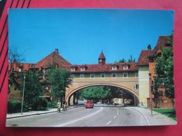 Ljubljana / Laibach - Podvoz Na Karlovski Cesti / Auto - Slovénie