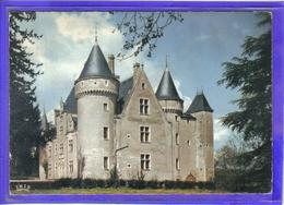 Carte Postale 36. Chateau De Roche    Très Beau Plan - France