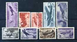 1945-46 URSS SET USATO A72/A80 - 1923-1991 UdSSR