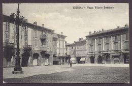 VOGHERA Piazza Vittorio Emanuele - Viaggiata - Altre Città