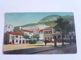 Gibraltar - Jewish Market - Gibraltar