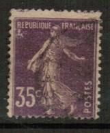 FRANCE   Scott # 175 F-VF USED (Stamp Scan # 441) - France