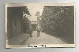 Photographie 60 Oise Nogeon 1925  Photo   Collée Sur Papier 7x11 Cm Env - Places