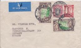 RHODESIE DU SUD - LETTRE 1938 - Zimbabwe (1980-...)