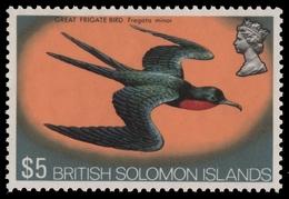 Salomoninseln 1973 - Mi-Nr. 240 ** - MNH - Vögel / Birds - Salomon (Iles 1978-...)