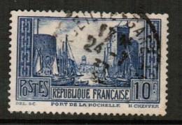 FRANCE   Scott # 252 VF USED (Stamp Scan # 441) - France