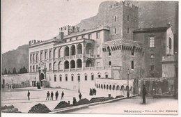 L20J562 - Monaco - Le Palais Du Prince - Palais Princier