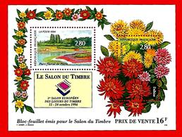 Fr. -- FRANCE  Bloc  &  Feuillet  --  1991  N° BF 16**  Neuf - Sheetlets