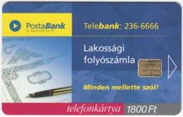 HUNGARY E-652 Chip Matav - Advertising, Money Institute - Used - Hungary
