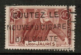 FRANCE   Scott # 313 VF USED (Stamp Scan # 441) - France