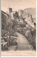 L20J563 - Monaco - Le Palais Du Prince - ND - Palais Princier