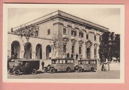 OLD  POSTCARD -  GREECE - RHODOS - RODI (2) - BUS - AUTOBUS - Greece