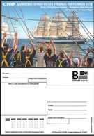RUSSIA 2018 256/1 PC LITERA B. SCF Far Eastern Regatta Of Training Sailboats 2018 - Boten